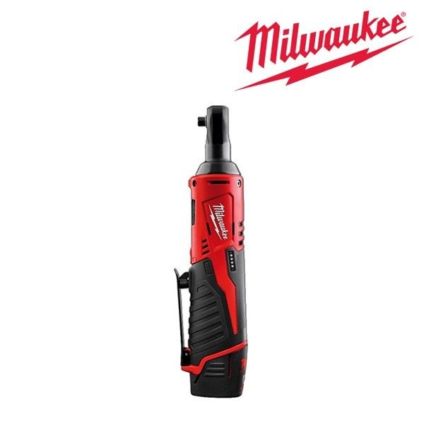 "Llave de Carraca MILWAUKEE M12 IR (1/4"")"