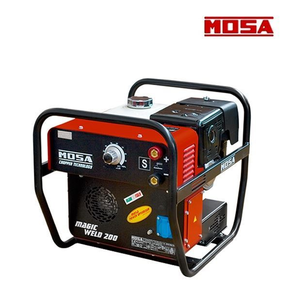 Motosoldadura Inverter MOSA Magic Weld 200 - Imagen 1