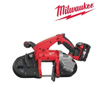 Sierra de Cinta MILWAUKEE HD18 BS-0