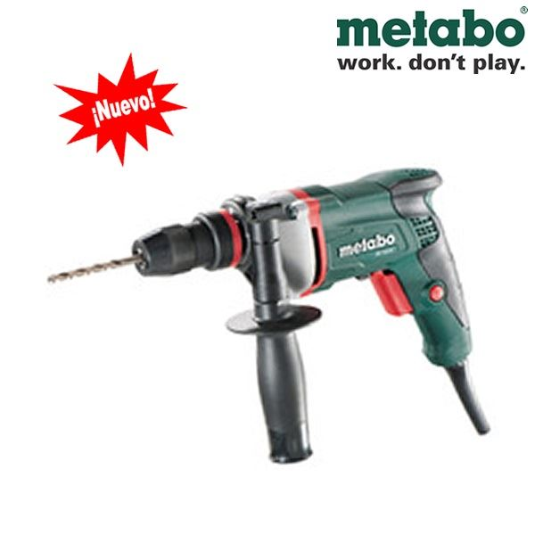 Taladro Eléctrico METABO BE 500/6 - Imagen 1